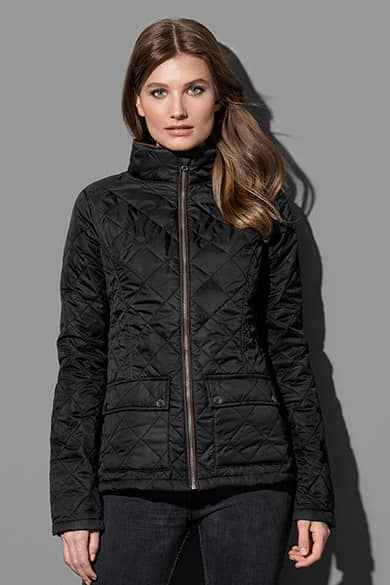 Active Quilted Jacket