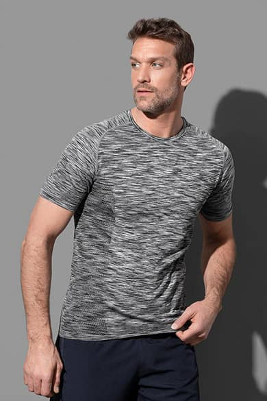 Active Seamless Raglan