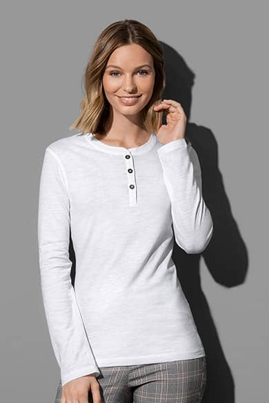 Sharon Henley Long Sleeve